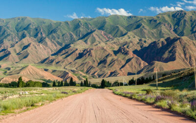 Central Asia Regional Economic Cooperation Corridor 3 (Bishkek-Osh Road) Improvement Project, Phase 4